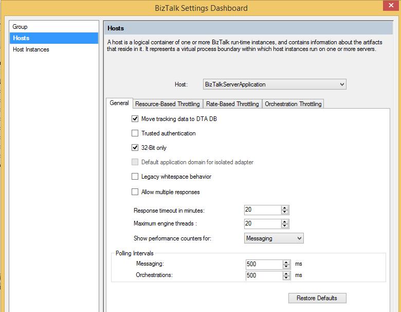 afeb8a156f013e BizTalk Setting Dashboard | Hooking Stuffs Together