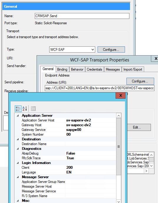 SAP-WCF