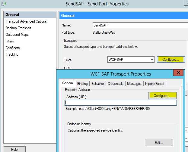 Sending IDOCs to SAP from BizTalk | Hooking Stuffs Together