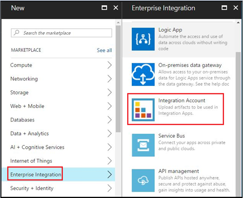 Getting started with Enterprise Integration Pack for Logic Apps